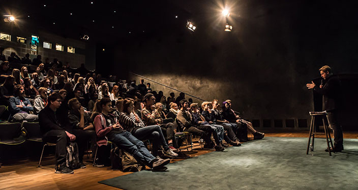 M-klasser til Salaam Filmfestival 2014 - Nikolaj Bendix Skyum Larsen fortæller