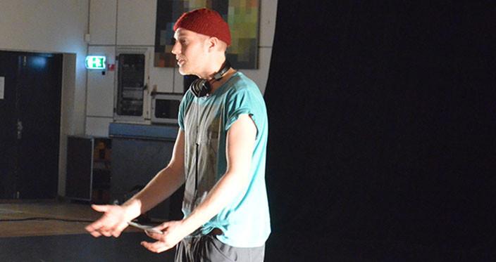 Moderne Dans på Nørre G 2014 - Præsentation