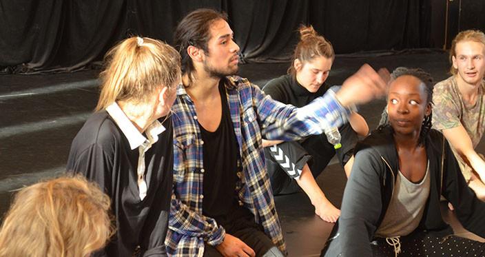 Moderne Dans på Nørre G 2014 - Q and A