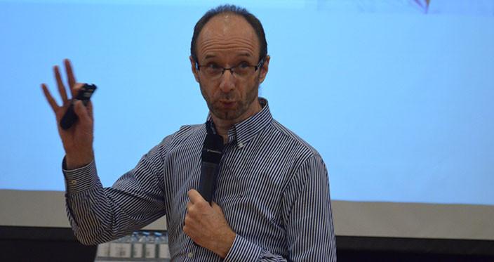Bjarne Toftegaard - Stressforedrag