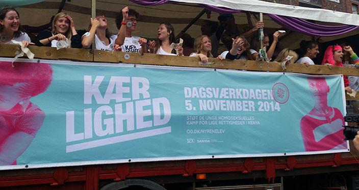 OD ved Pride 2014