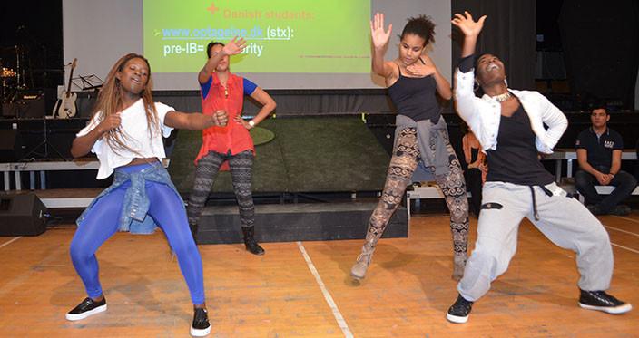 Information Evening 2015 - African Dance