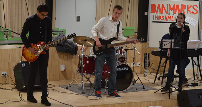 Information Evening 2015 - Lounge Music