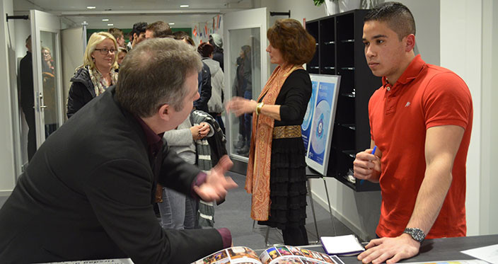 Information Evening 2015 - Application Counselling