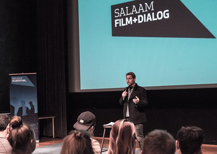 M-klasser til Salaam Filmfestival 2014 - Instruktør Nikolaj Bendix Skyum Larsen fortæller