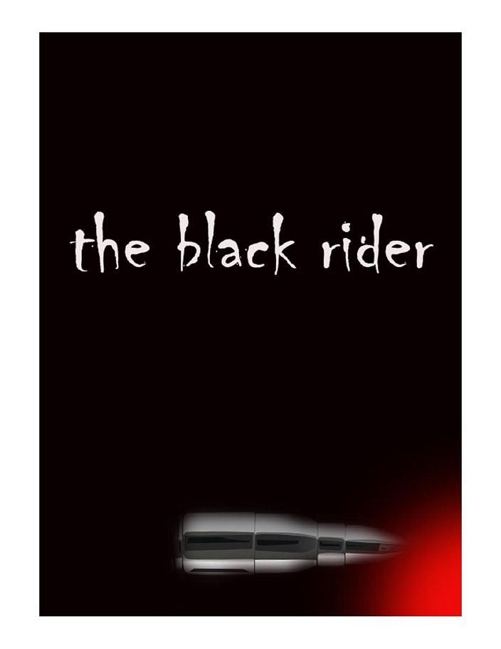 Black Rider 2015 - Plakat