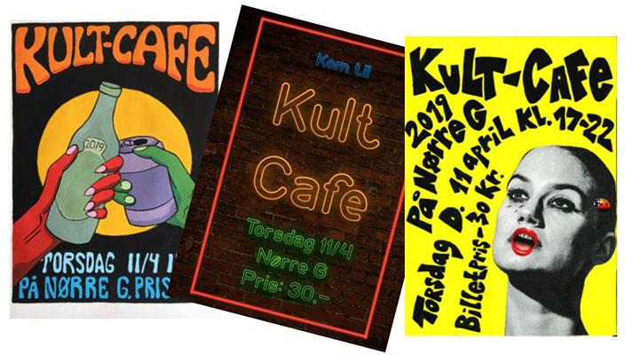 KULT café 2019 - plakatkonkurrence
