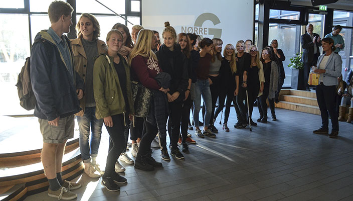 Morgensamling_28/SEP2015-TeamSpiritVindere